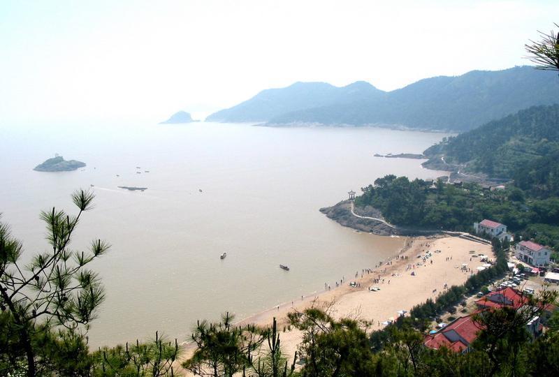葫芦岛龙湾海滨景点图片