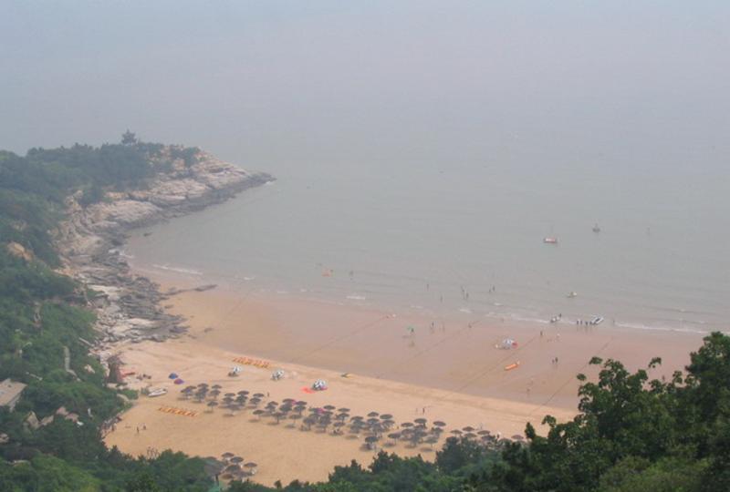连云港连岛旅游度假区景点图片