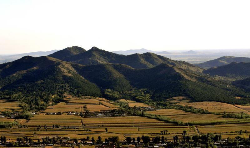 法库巴尔虎山自然公园景点图片