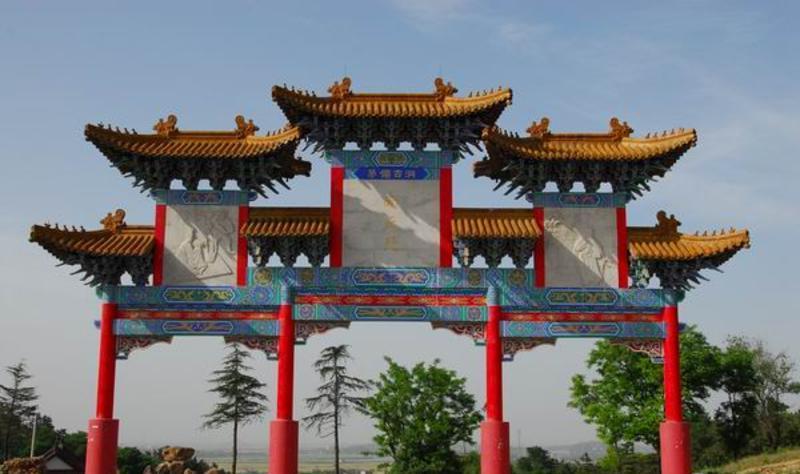 淮南茅仙洞旅游风
