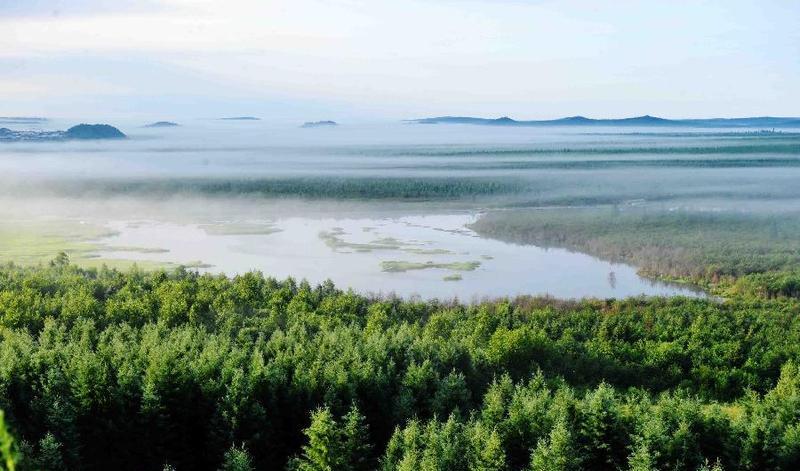 黑龙江乌伊岭国家级自然保护区