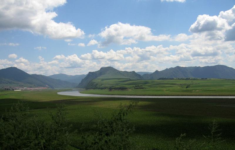 丹东鸭绿江景点图片