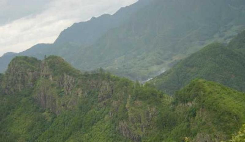七台河石龙山国家森林公园