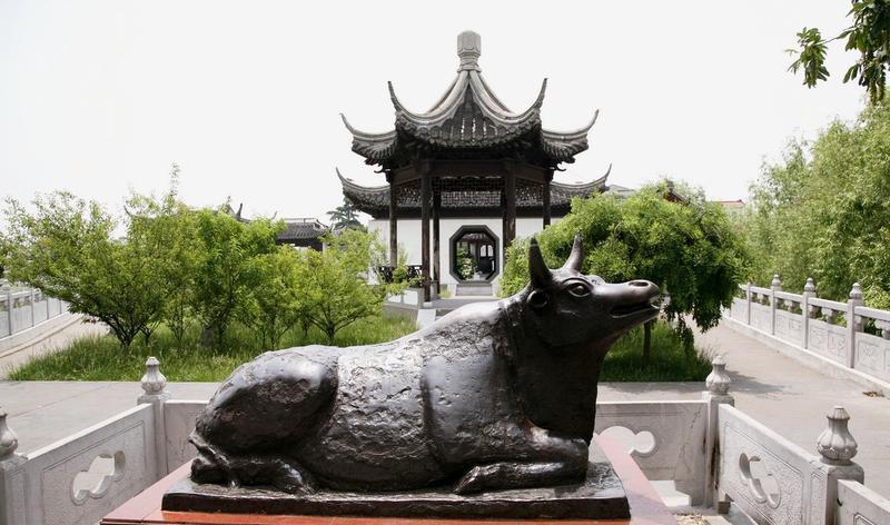 扬州邵伯古镇景点图片
