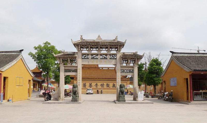 如东国清园景点图片