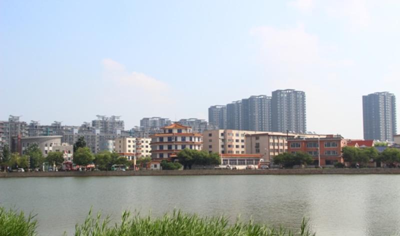 盘锦湖滨公园景点图片