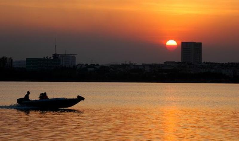 蚌埠龙子湖