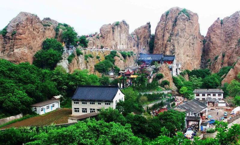 锦州翠岩山风