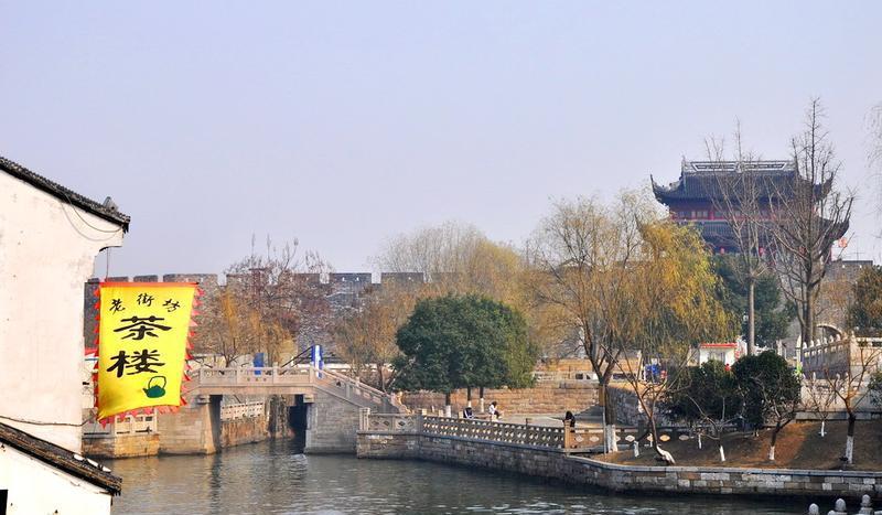苏州阊门景点图片