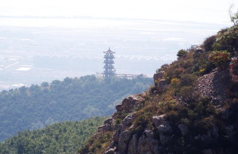 首山国家森林公园旅游风景图片