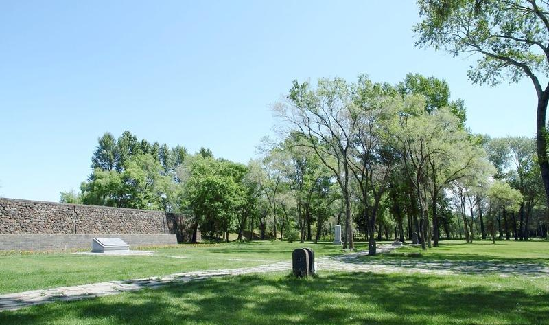 宁安渤海上京龙泉府遗址的图片和照片