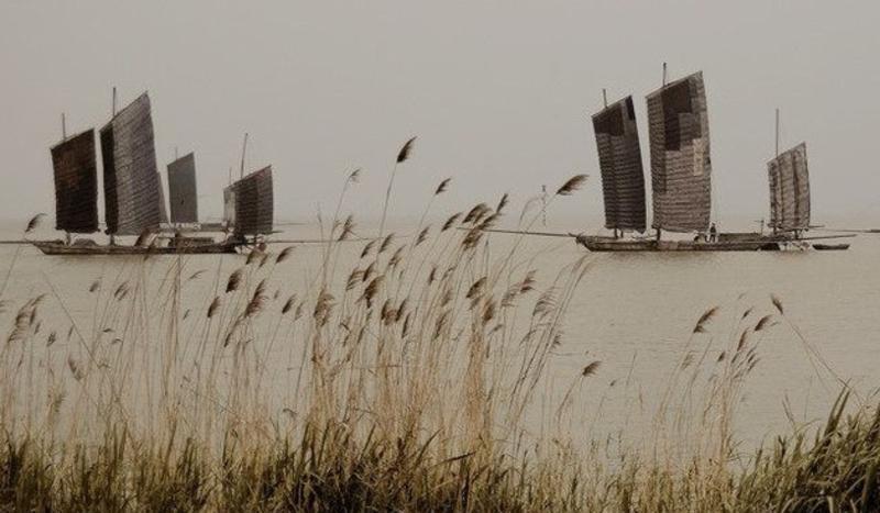 扬州高邮湖
