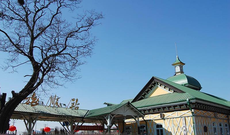 旅顺火车站景点图片