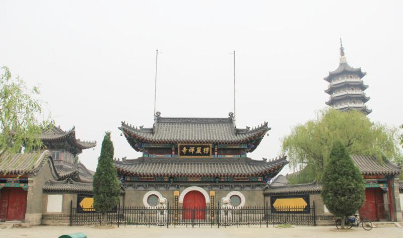 营口楞严禅寺