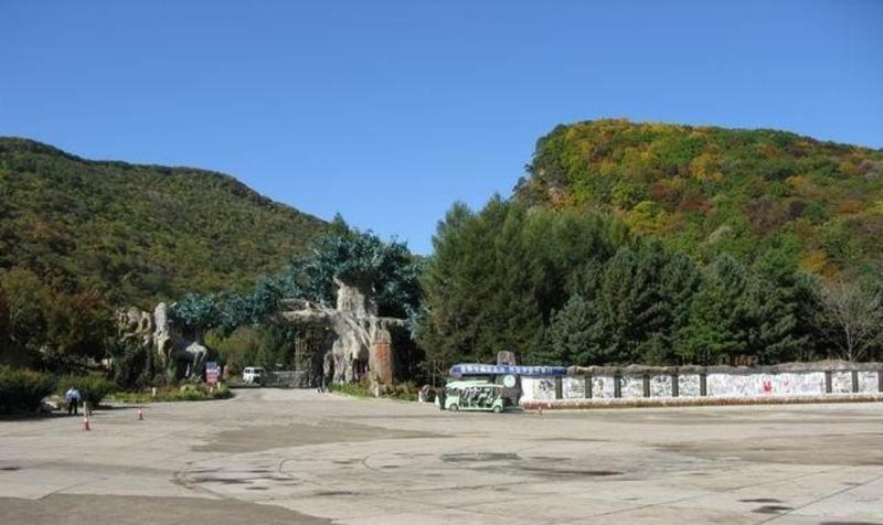 新宾猴石国家森林公园景点图片