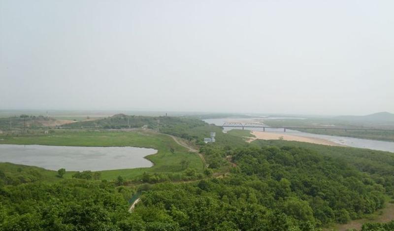防川旅游风景图片