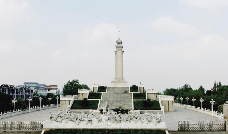 宿迁马陵公园景点图片