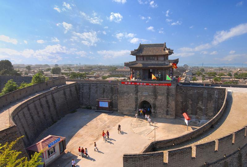 辽宁兴城古城景点图片