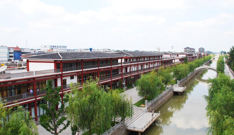 泗阳泗水古城景点图片