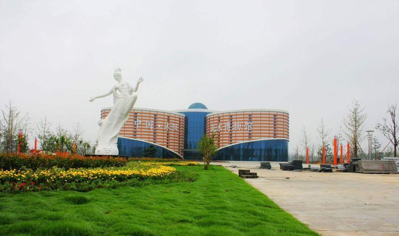 沭阳南湖公园景点图片