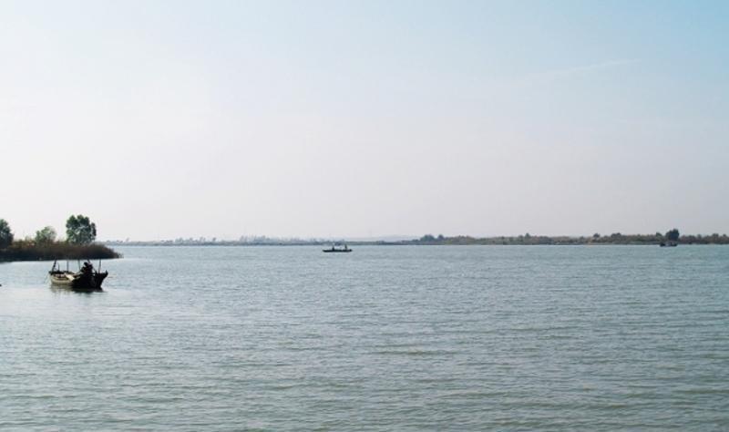 江都邵伯湖风