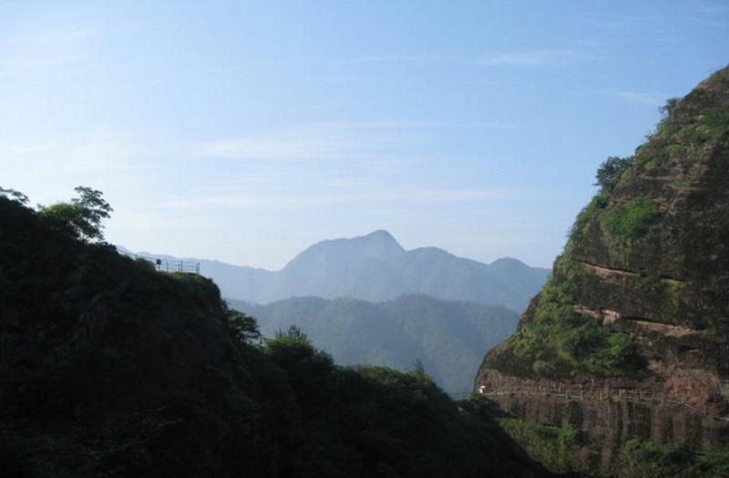 金华九峰山