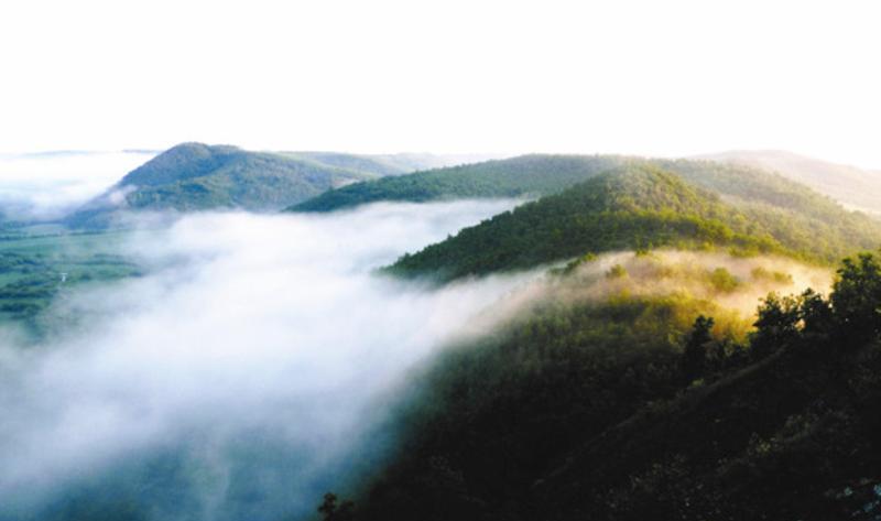 黑龙江胜山国家级自然保护区