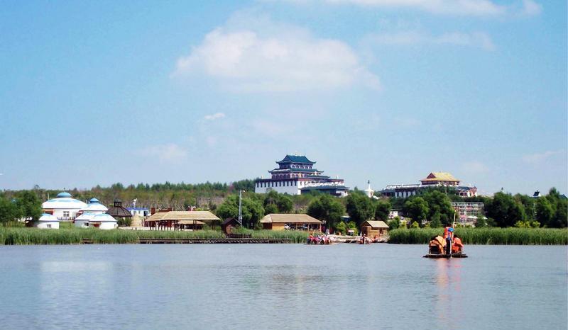 松原查干湖旅游度假区