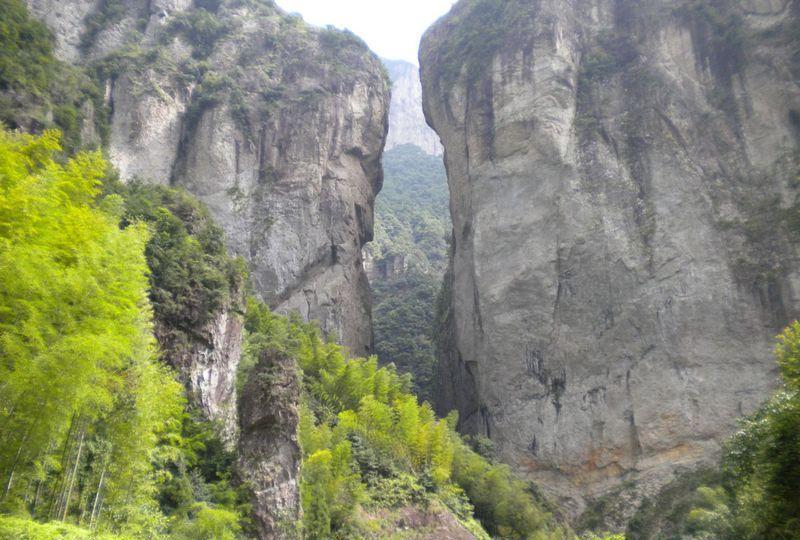 雁荡山风旅游风景图片