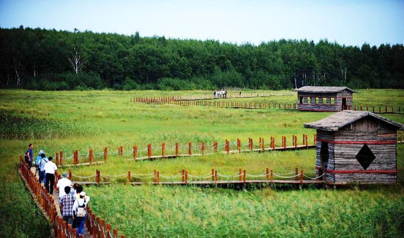 黑龙江洪河国家级自然保护区
