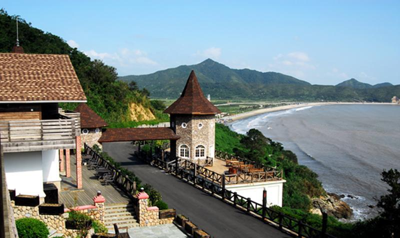 象山石浦中国渔村