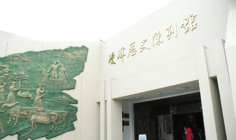 黑河瑗珲历史陈列馆