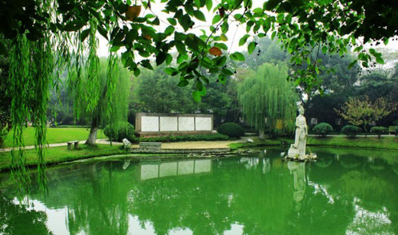 溧阳凤凰公园