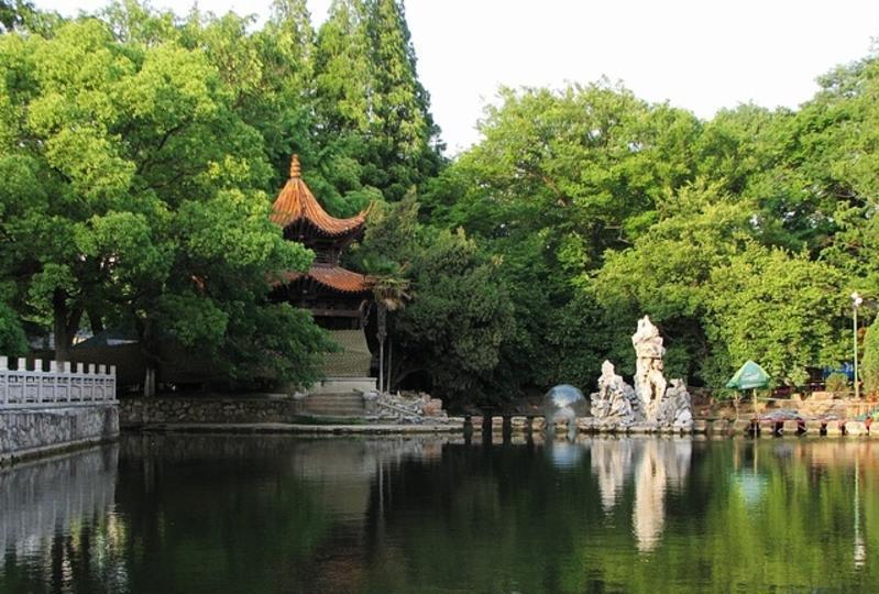 金坛华罗庚公园