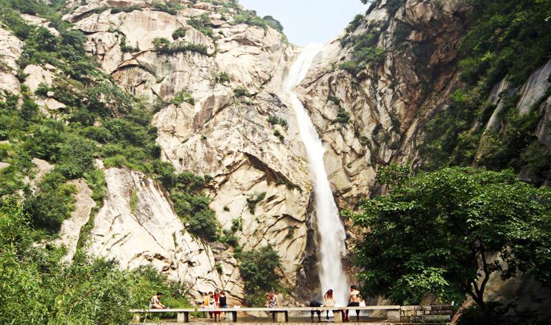 锦州大石湖风景点图片