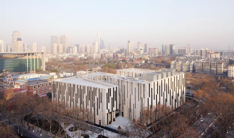 江苏省美术馆景点图片