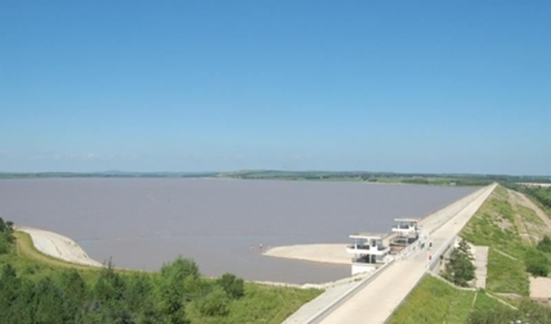齐齐哈尔音河水库风旅游风景图片