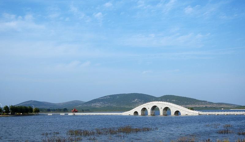 贾汪督公湖旅游区景点图片