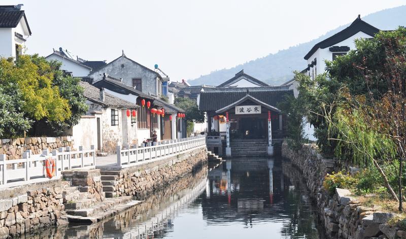 苏州陆巷古村