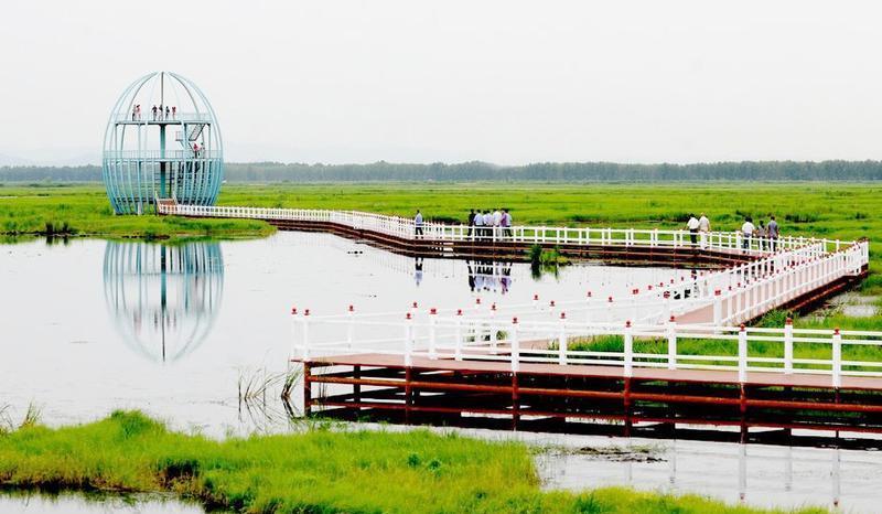 红旗岭千鸟湖旅游度假区