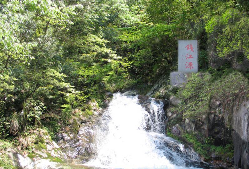 钱江源国家森林公园旅游风景图片