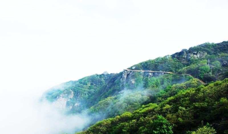 连云港海上云台山景点图片