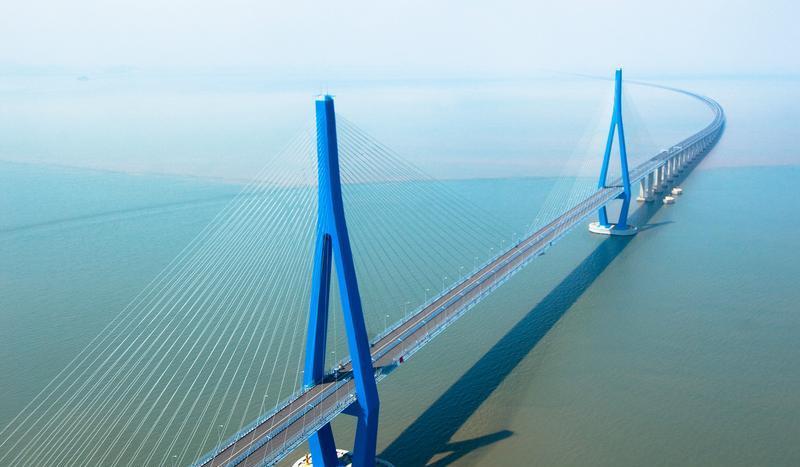 舟山金塘大桥