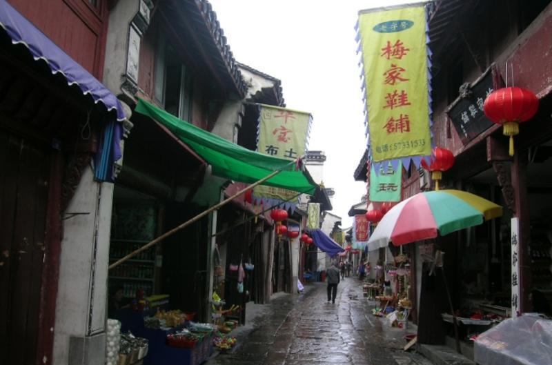 南京高淳老街景点图片