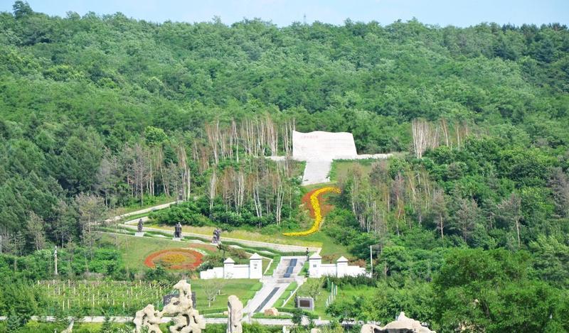 沈阳龙泉山森林公园景点图片