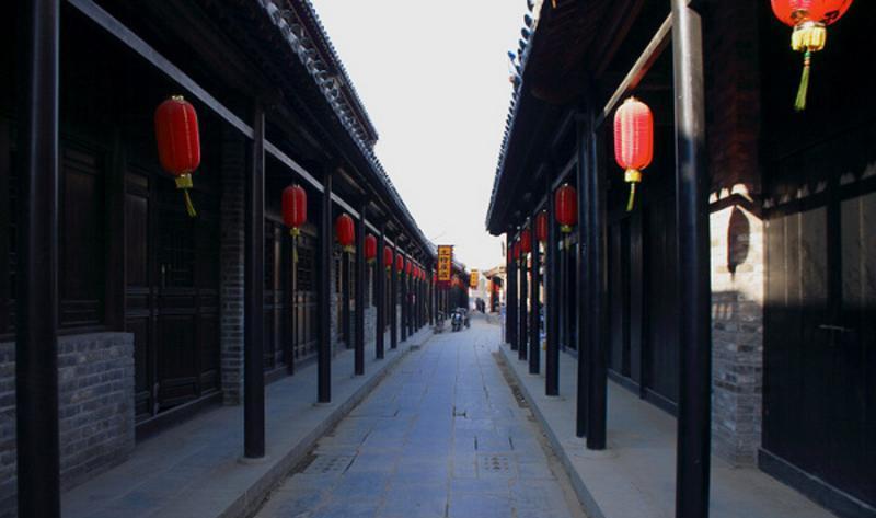 新沂窑湾古镇景点图片