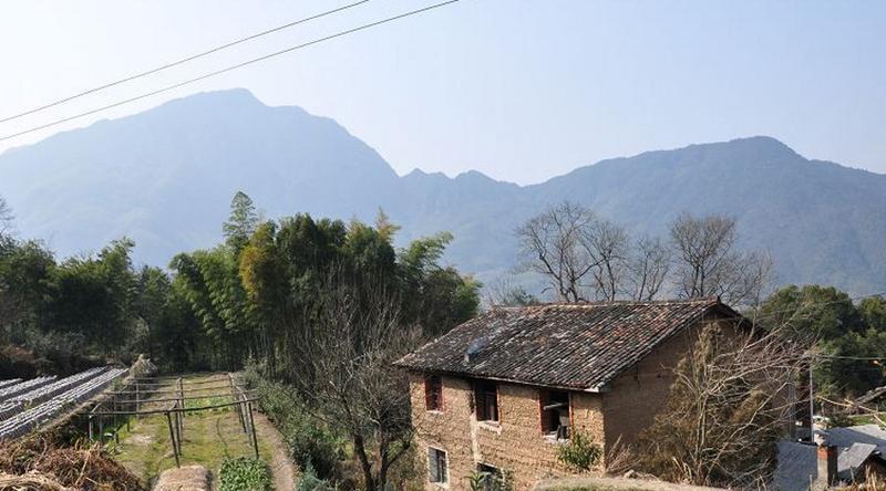 云和江南畲族风情村 之 畲族人家的图片和照片