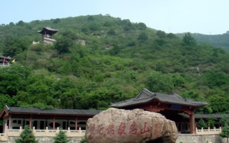 朝阳凤凰山国家森林公园景点图片