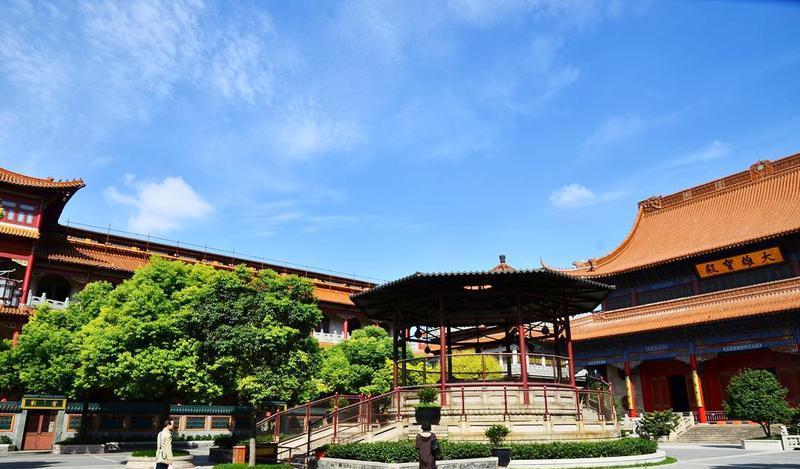扬州高旻寺