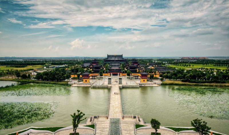 苏州重元寺景点图片